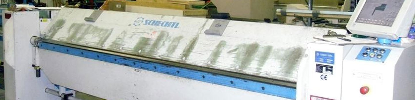 Computerized (CNC) Braking System